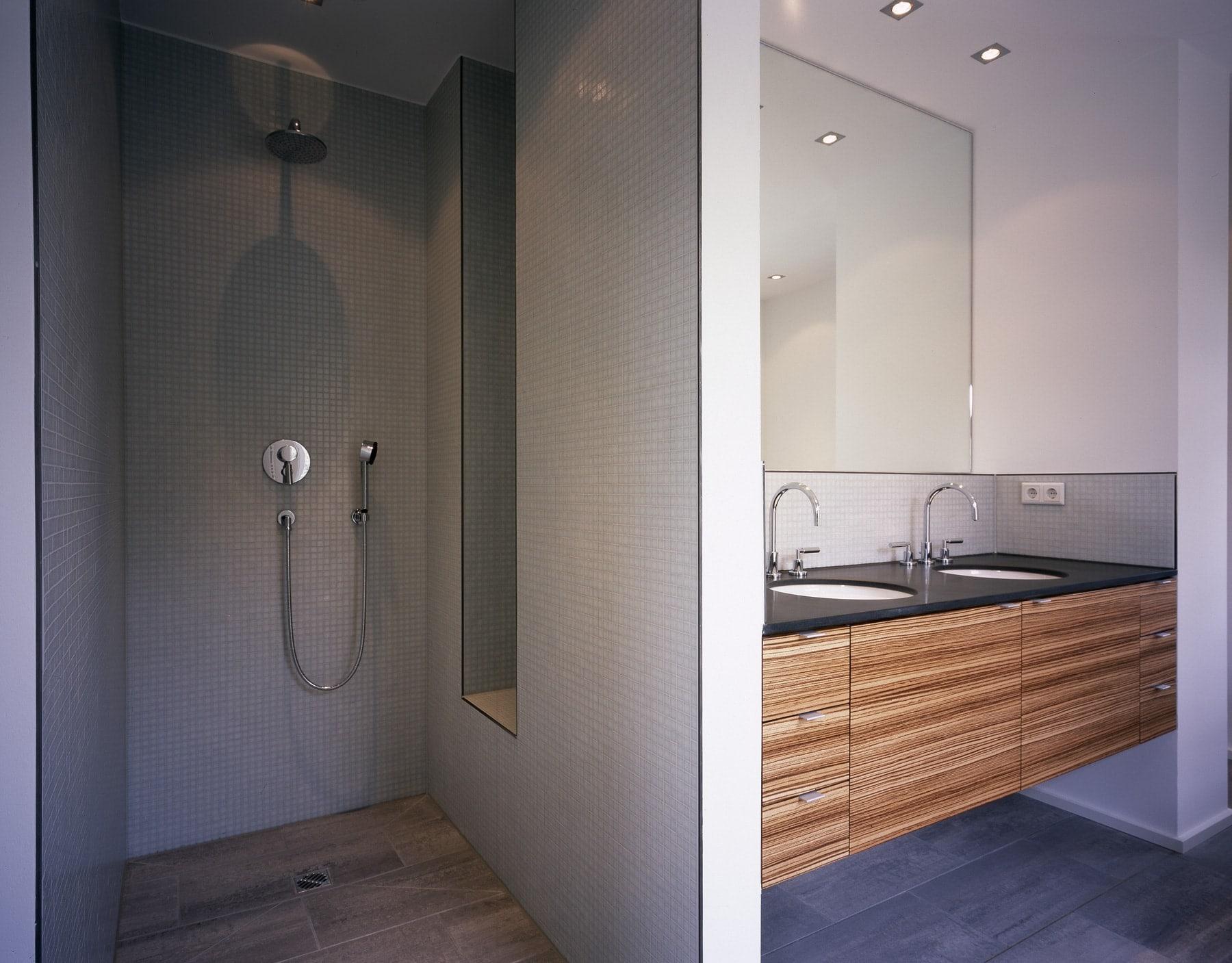 georg d ring architekten d sseldorf einfamilienhaus essen. Black Bedroom Furniture Sets. Home Design Ideas