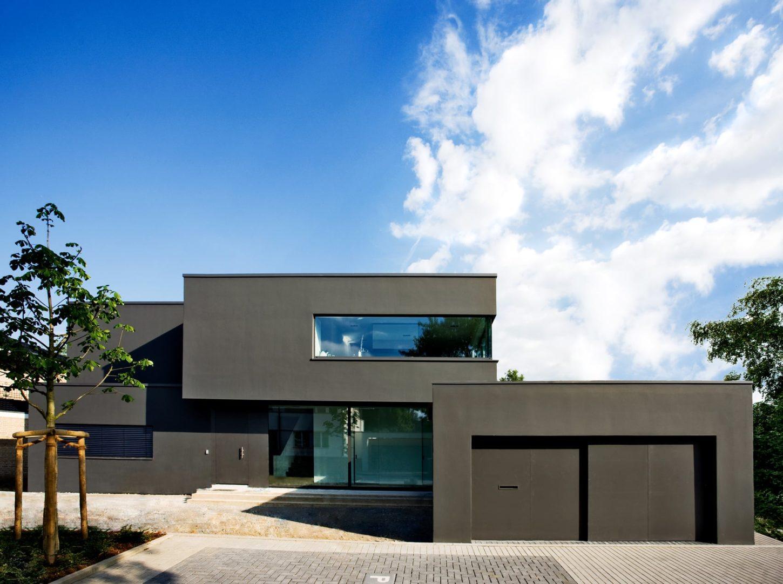 Georg Doring Architekten Dusseldorf Einfamilienhaus Neuss