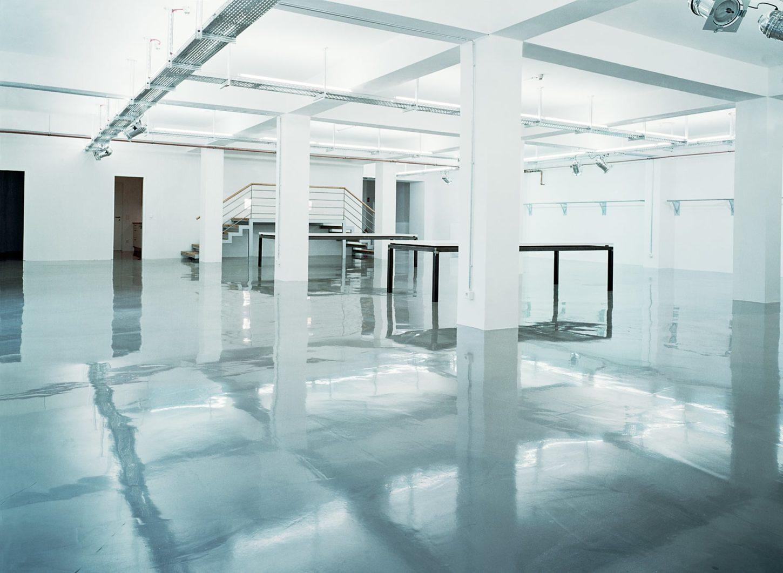 Georg Doring Architekten Dusseldorf Ausstellungsraum Unterbilk